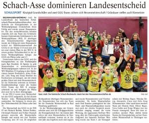 Quelle: Gelnhäuser Tageblatt vom 18.3.2016