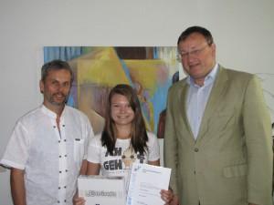 Sebastian Bucher, Viktoria Metzke, Joachim Kanthak
