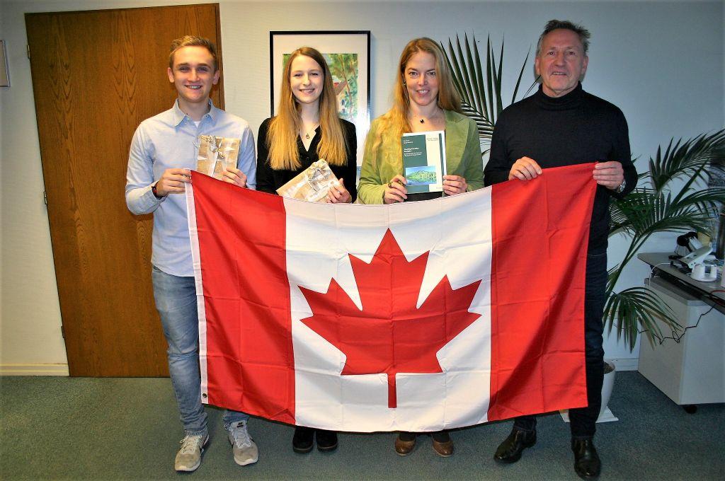 Grimmelshausen Gymnasium goes Canada