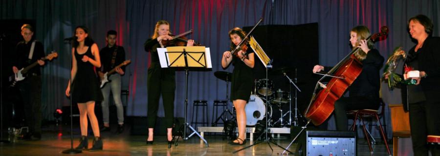 Konzert der Musik-Leistungskurse
